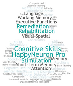 HappyNeuron Pro Word Cloud